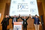 Josep Anglada, una vida accidentada, en imatges 27/03/2011. 5è Congrés nacional de PxC. Foto: Adrià Costa.