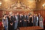 Josep Anglada, una vida accidentada, en imatges 11/06/2011. Consistori elegit a Vic, amb PxC com a segona força. Foto: Adrià Costa.