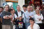 Josep Anglada, una vida accidentada, en imatges 10/09/2011. Acte de la Diada Nacional de Catalunya a Vic. Foto: Adrià Costa.