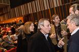 Josep Anglada, una vida accidentada, en imatges 25/02/2014. Anglada i Marta Riera a la Nit de L'Esport Vigatà, en la primera aparició pública després de ser apartat de la presidència de PxC. Foto: Adrià Costa