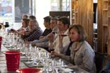 Lluís Llach presenta a Vic el seu celler de vi