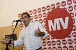 Inauguració del Mercat de Música Viva 2010