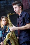 MMVV 2011: diumenge Andrea Motis & Joan Chamorro Grup