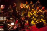 MMVV 2011: divendres Pascal Comelade i Cobla Sant Jordi. Foto: Adrià Costa