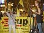 Onze de Setembre - Manifestació independentista a Vic (1)