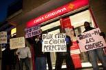 Manifestació a Vic per l'habitatge digne