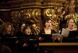 Mercat del Ram 2010: concert dels Dolors a càrrec de l'Orfeó Vigatà