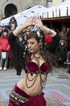 Mercat Medieval de Vic 2013: espectacles