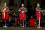 Mercat Medieval de Vic 2013: Gallaret Teatre
