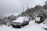 Nevada de l'1 de març a Bellmunt