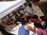 Nits de Cinema Oriental 2012: taller de dibuix de dracs xinesos