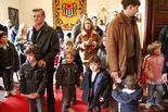 Patge reial a Sant Quirze de Besora