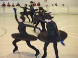 El millor patinatge artístic del món a Tona