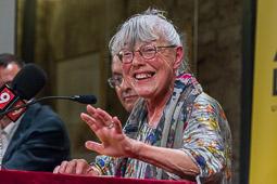 La Marxa dels Vigatans ret homenatge a Pilar Cabot