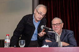Joan Orriols presenta el seu nou llibre a Vic