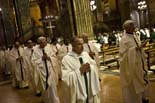 Missa i processó de Corpus a Vic, 2011