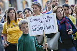 Protesta contra la llei Wert a Vic