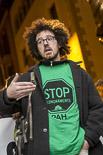 Concentració a Vic contra les polítiques antisocials del PP