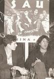 Recordant Carles Sabater Presentació d'un concert de Sau a l'INN. Foto: Sebastià Masramon