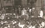 Recordant Carles Sabater Concert de Sau a Vic (9 de juliol de 1989). Foto: Ricard Jordà