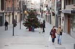 El carrer Manlleu de Vic després de la remodelació