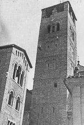 Revolució, guerra i franquisme a Vic Moment del llançament de les campanes de la catedral de Vic (2/IX/1936).