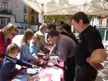 Activitats de Sant Jordi a Roda, 2013