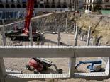 Seguiment de les obres de la plaça Fra Bernadí de Manlleu (4) 24-02-2011
