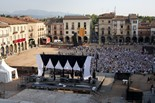 Seguiment de les obres de la plaça Fra Bernadí de Manlleu (7) 16-08-2011
