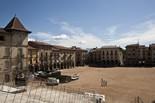Seguiment de les obres de la plaça Fra Bernadí de Manlleu (7) 19-09-2011