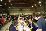 Sopar i quina del Centre Esportiu Roda de Ter