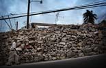 Fotos de Sergi Cámara des d'Haití, per a Osona.com Terratrèmol a Haití.