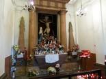 Diada de Tots Sants Cementiri de Vic. Foto: Josep Maria Costa