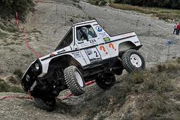 Campionat de Catalunya de Trial 4x4 a Calldetenes