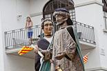 XVa trobada gegantera de Sant Pere de Torelló