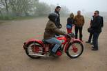 Trobada de motos clàssiques i antigues a Tona