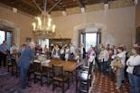 Visita teatralitzada al castell de Montesquiu