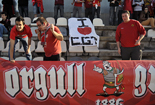 Les fotografies del derbi entre el CF Reus Deportiu i el Nàstic