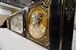Restauren el Mausoleu de Prim i la imatge de Sant Pere