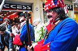 Desfilada de Miquelets de Catalunya a Reus