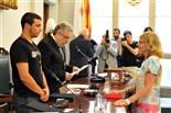 Ple d'investidura 2015 a l'Ajuntament de Reus
