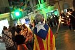 Marxa de Torxes per la Independència a Reus