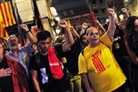 Manifestació de l'Esquerra Independentista a Reus