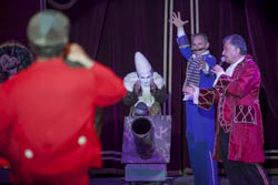 Espectacle «Altius» del Circ Raluy a Sabadell
