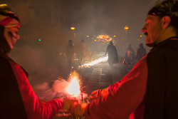 Festa Major de Sabadell 2016: cercavila Infernal