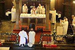 Aplec de la Salut de Sabadell 2015 Missa de la Salut.
