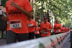 Women Race Sabadell 2015 La Women Race a la Rambla.