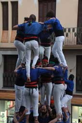 XXIV Diada Castellera de la Jove de Sitges