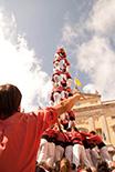 Santa Tecla 2013 | Castells i pilars