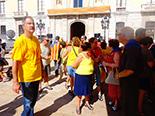 Diada de l'11 de Setembre a Tarragona